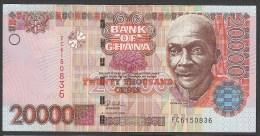 GHANA : 20000 Cedis - 2006 - P36c - UNC - Ghana