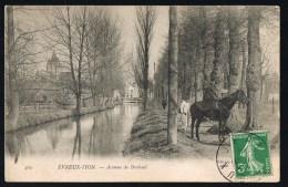 EVREUX - ITON . Avenue De Breteuil . - Evreux