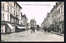 EVREUX . Place Du Grand Carrefour . - Evreux
