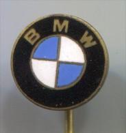 BMW - Car, Auto, Vintage Pin, Badge, Enamel - BMW