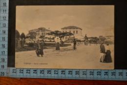 1908 VERONA  LEGNAGO Rarissima Cartolina Animata .Viaggiata - Verona