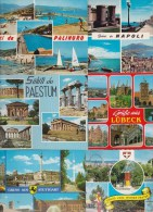 10 CART.  SALUTI DA ... (60) - Postcards