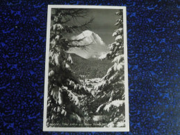 Seefeld I. Tirol 1180 M Mit Hoher Munde 2661 - Autriche