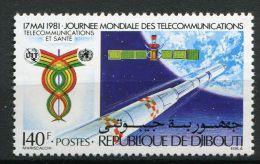 DJIBOUTI ( REPUBLIQUE ) Y&T  N°  530  TIMBRE  NEUF  SANS  TRACE  DE  CHARNIERE ,  A  VOIR . - Djibouti (1977-...)