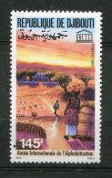 DJIBOUTI ( REPUBLIQUE ) Y&T  N°  657 TIMBRE  NEUF  SANS  TRACE  DE  CHARNIERE ,  A  VOIR . - Djibouti (1977-...)