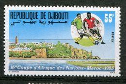 DJIBOUTI ( REPUBLIQUE ) :   Y&T  N°  641  TIMBRE  NEUF  SANS  TRACE  DE  CHARNIERE ,  A  VOIR . - Djibouti (1977-...)