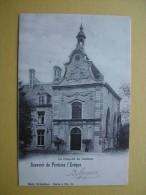 FONTAINE L'EVEQUE. La Chapelle Du Château. - Fontaine-l'Evêque