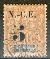 Nelle-Calédonie: N°65 Oblitéré     - Cote 13€ - - Gebraucht