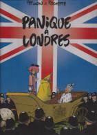 Lvre : Panique à Londres De Pétillon Et Rochette. (Voir Commentaires) - Boeken, Tijdschriften, Stripverhalen