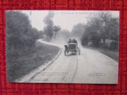 Cp Circuit De La Sarthe 1906 (équipe Bayard) Lacets Après Le Château De Buron Avant Sceaux-s/-Huisne - France