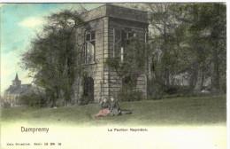 Dampremy - Le Pavillon Napoléon - Petite Animation - Nels Couleur - Série18 N° 30 - 2 Scans - Charleroi