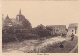 Zichem - ( Groot Formaat ) Demer - Scherpenheuvel-Zichem