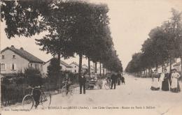 ROMILLY SUR SEINE - Les Cités Ouvrières - Route De Paris à Belfort - Romilly-sur-Seine