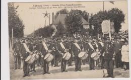 D18 - AUBIGNY - GRANDES FETES FRANCO ECOSSAISES CORTEGE HISTORIQUE 15.08.1931-LA GARDE REPUBLICAINE-état Voir Descriptif - Aubigny Sur Nere