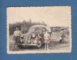 Photo Ancienne - Automobile Camionnette à Identifier - Simca ? Fiat ? - Automobili