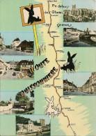 CPA - 58 - TANNAY - CLAMECY - CORBIGNY - MOULINS ENGILBERT - ST HONORE- La Route Buissonnière - NIEVRE BOURGOGNE - Autres Communes