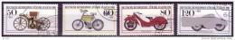 BRD Mi-Nr.1168-1171 Gestempelt - Used Stamps