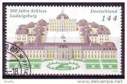 BRD  Mi-Nr.2398 Gestempelt - Used Stamps