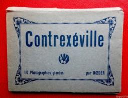 Pochette  De 10 Anciennes Photos De CONTREXEVILLE - Lieux