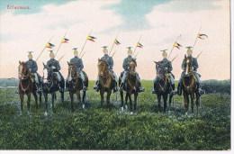 Militaria : Armee Belge  Eclaireurs - Manoeuvres