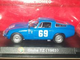 ALFA ROMEO  GIULIA TZ Gran Premio del Mugello 1967 BONOMI / RAFFY  scala 1/43