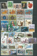 Grande Bretagne - Grat Britain - Lot De Timbres  - Set Of Stamps - Oblit - Used - 3 - Altri