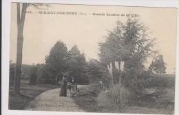 D18 - AUBIGNY - GRANDS JARDINS DE LA VILLE   - état Voir Descriptif - Aubigny Sur Nere