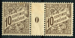 Tunisie (1900) Millesime 0 Taxe N°29 * (Charniere) - Tunisie (1888-1955)