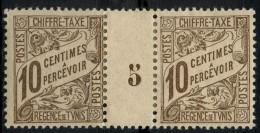 Tunisie (1900) Millesime 5 Taxe N°29 * (charniere) - Tunisie (1888-1955)