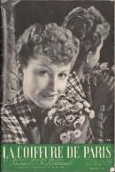 La COIFFURE De PARIS - Mai 1941 - Journal Professionnel  - Coiffure Relevée, Postiche .... - Books, Magazines, Comics