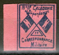 Nelle-Calédonie: Timbre De Correspondance Militaire Neuf BdF - Ungebraucht