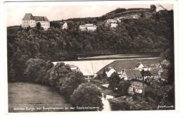 Deutschland - Schloss Burgk Mit Burgkhammer An Der Saaletalsperre - Deutschland