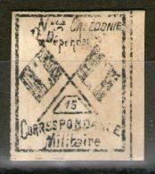 Nelle-Calédonie: Timbre De Correspondance Militaire Neuf - Ungebraucht