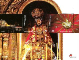 Portugal - Azores - 2005 - Tourism - Art And Handicrafts - Mint Souvenir Sheet - Azores