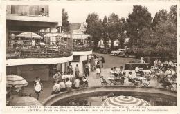 Adinkerke : Meli -- Paleis Der Bijen --- Terrassen En Parkeeplaatsen ( Auto's) - De Panne