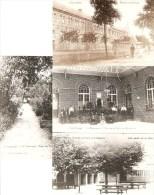Langerbrugge : 4 Kaarten ( Repro) - Evergem