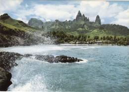Iles Marquises - Baie Et Plage De Hakahau, Ile De Ua Pou - Polinesia Francese