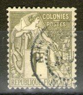 """Colonies Générales: N°59 Oblitéré """"Nouméa/Nelle-Calédonie"""""""