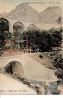 06 LIGNE DU SUD - Pont Du Loup - Carte Colorisée - Unclassified