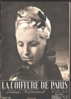 La COIFFURE De PARIS - Mars 1947 - Journal Professionnel  - Cheveux Courts, Coiffure Asymétrique, Flou - Books, Magazines, Comics