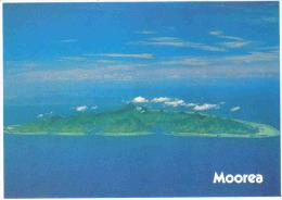 Carte Postale  Tahiti  Moorea Trés Beau Plan - Tahiti