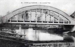 CPA   Pont De Sambre - Frankreich