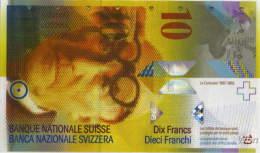 Switzerland 10 Francs (P67b) 2006 -UNC- - Suiza