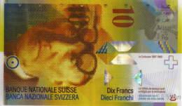 Switzerland 10 Francs (P67) 2008 -UNC- - Suiza