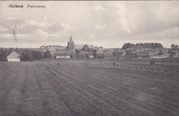 Zichem -panorama - Scherpenheuvel-Zichem