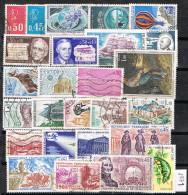 R 714. Lote De Sellos FRANCIA Año 1971 º - Francia