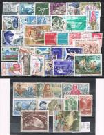 R 715. Lote De Sellos FRANCIA Año 1970 º - Francia