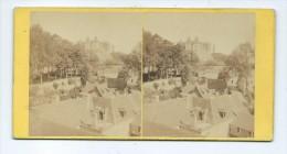 Vues Stéréoscopiques Photo Sur Carton - Chateau De Pau - Photos Stéréoscopiques