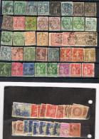 R 720. Lote De 172 Sellos FRANCIA Años 1915-1950, Varios  º - Francia