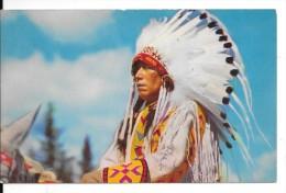 Face Jaune, Chef Indien D'Amérique Du Nord. - Indiens De L'Amerique Du Nord